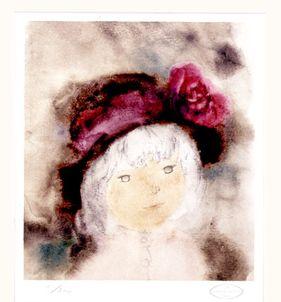 3バラ飾りの帽子の少女.jpg